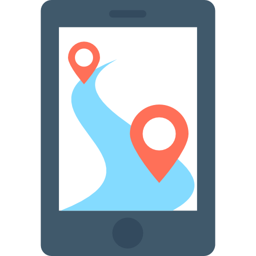Smartphone localisation